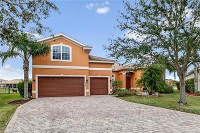 Naples Single Family Home For Sale: 2644 Fishtail Palm Ct