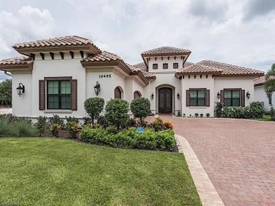 Single Family Home For Sale: 16495 Seneca Way