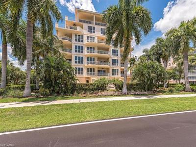 Marco Island Condo/Townhouse For Sale: 951 S Collier Blvd #502