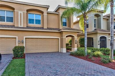 Estero Condo/Townhouse For Sale: 20447 Larino Loop