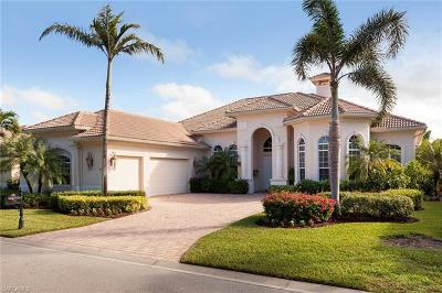 Naples Single Family Home For Sale: 5696 Hammock Isles Dr