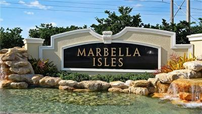 Marbella Isles Condo/Townhouse For Sale: 13387 Silktail Dr