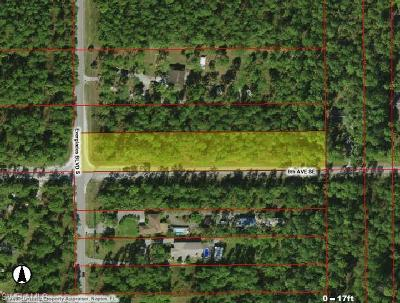 Naples Residential Lots & Land For Sale: 3145 6th Ave SE
