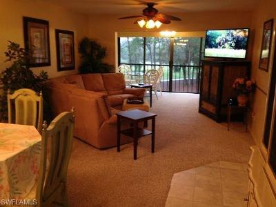 Collier County Condo/Townhouse For Sale: 221 Fox Glen Dr #2309