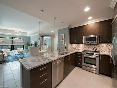 Naples FL Condo/Townhouse For Sale: $899,500