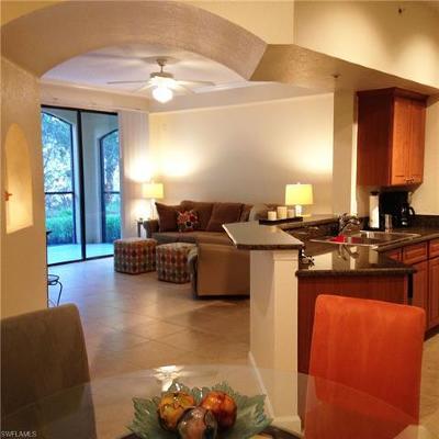 Naples Condo/Townhouse For Sale: 12955 Positano Cir #104