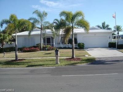 Marco Island Single Family Home Pending With Contingencies: 1263 N Collier Blvd
