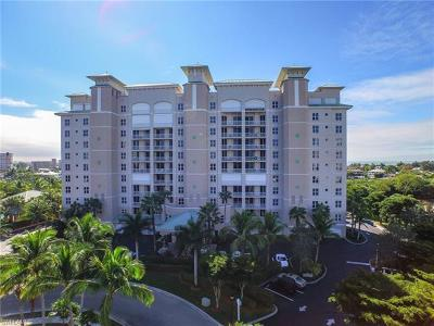 Fort Myers Condo/Townhouse For Sale: 4192 Bay Beach Ln #833