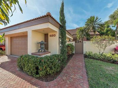 Naples FL Single Family Home For Sale: $879,900