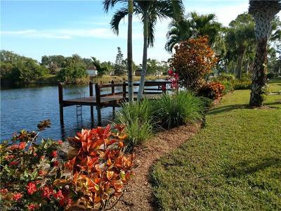 Naples Single Family Home For Sale: 3751 Recreation Ln