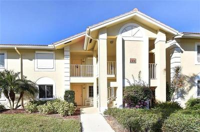 Naples Condo/Townhouse For Sale: 7731 Jewel Ln #103