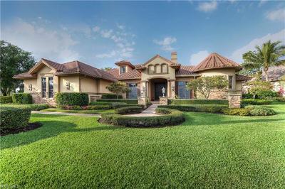 Single Family Home For Sale: 9507 Via Lago Way