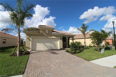 Fort Myers Single Family Home For Sale: 10373 Prato Dr