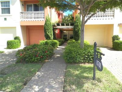 Estero Condo/Townhouse For Sale: 8701 Piazza Del Lago Cir #103