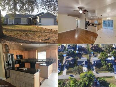 Fort Myers Single Family Home For Sale: 9108 Henry Rd