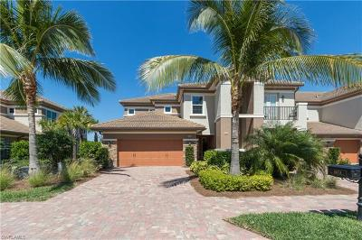 Naples Condo/Townhouse For Sale: 8073 Players Cove Dr #101