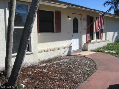Naples Single Family Home For Sale: 2684 44th Ter SW