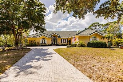 Naples Single Family Home For Sale: 106 Westwood Dr