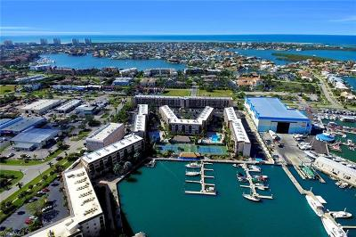 Marco Island Condo/Townhouse For Sale: 1023 Anglers Cv #E-201