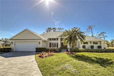 Naples Single Family Home For Sale: 2028 Prince Dr