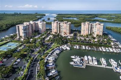 Naples Condo/Townhouse For Sale: 435 Dockside Dr #A-201