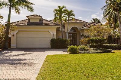 Naples FL Single Family Home For Sale: $799,000