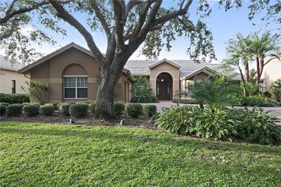 Naples Single Family Home For Sale: 7505 Cordoba Cir