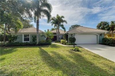 Naples Single Family Home For Sale: 8144 Las Palmas Way