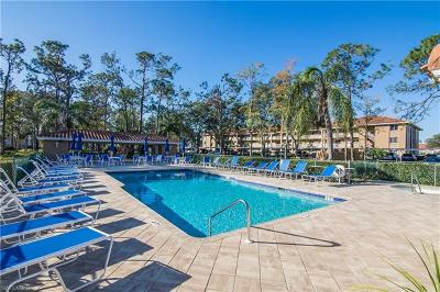 Naples Condo/Townhouse For Sale: 5955 Bloomfield Cir #A204