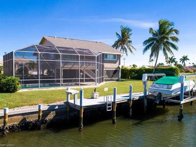 Marco Island Single Family Home For Sale: 390 Waterleaf Ct