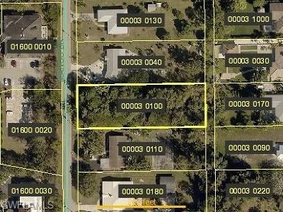 Bonita Springs Residential Lots & Land For Sale: 28299 Mango Dr