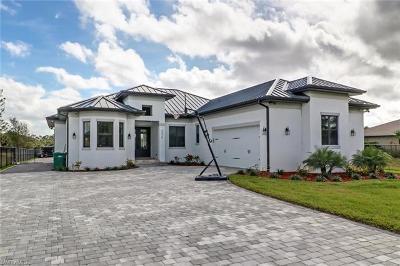 Golden Gate Estates Single Family Home For Sale: 4570 10th St NE