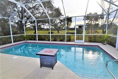 Naples FL Single Family Home For Sale: $339,000