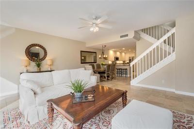 Naples Condo/Townhouse Pending With Contingencies: 8067 Sorrento Ln