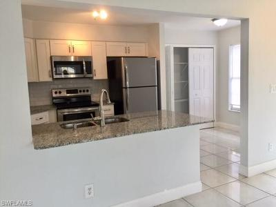 Naples FL Condo/Townhouse For Sale: $209,000