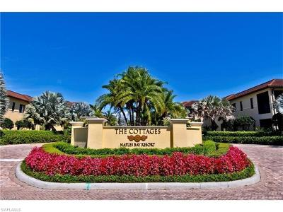 Naples FL Condo/Townhouse For Sale: $550,000