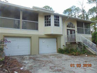 Bonita Springs FL Single Family Home For Sale: $309,500