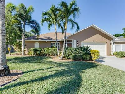 Collier County Single Family Home For Sale: 147 Flame Vine Dr