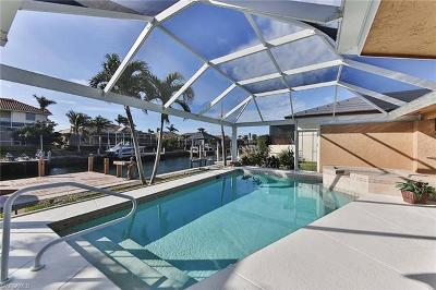 Marco Island Single Family Home Pending With Contingencies: 1137 Breakwater Ct