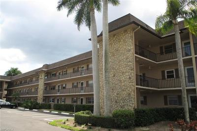 Naples Condo/Townhouse Pending With Contingencies: 5467 Rattlesnake Hammock Rd #C-205