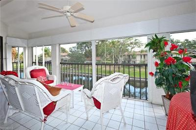 Fort Myers Condo/Townhouse For Sale: 9613 Halyards Ct S #21