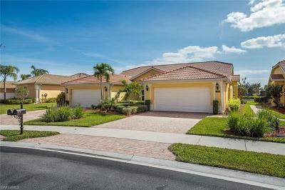 Naples Single Family Home For Sale: 14906 Volterra Ct S