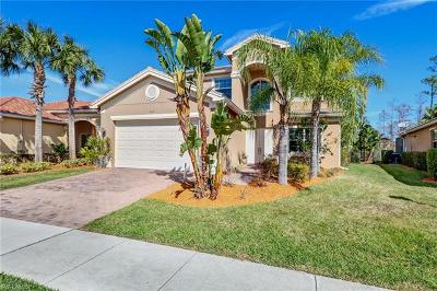 Fort Myers Single Family Home Pending With Contingencies: 10117 Silver Maple Ct