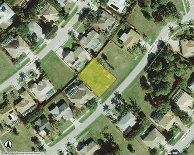 Marco Island Residential Lots & Land For Sale: 1368 Merrimac Ave
