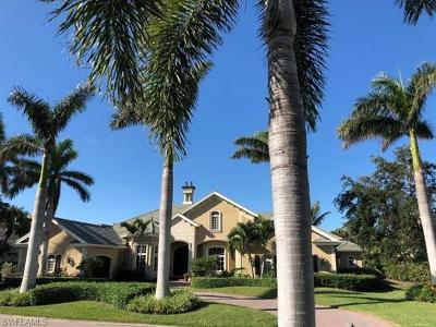 Collier County Single Family Home For Sale: 207 Cheshire Way