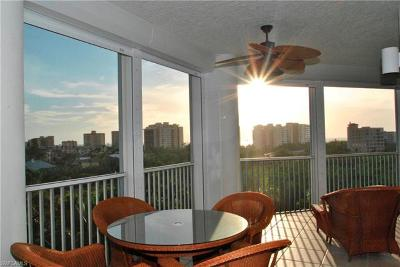 Naples Condo/Townhouse Sold: 300 Dunes Blvd #502