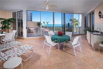 Marco Island Condo/Townhouse Pending With Contingencies: 5000 Royal Marco Way #331
