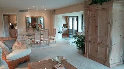 Naples Condo/Townhouse For Sale: 5960 Pelican Bay Blvd #331