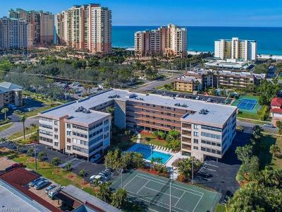 Marco Island Condo/Townhouse For Sale: 921 Seagrape Dr #208B