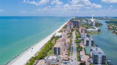 Condo/Townhouse For Sale: 11030 Gulf Shore Dr #901